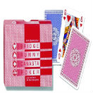 Rummy, Canasta, Cribbage, Poker Playing Cards set