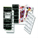 Music Playing Cards SD