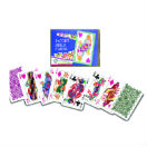 Modern Bible Cards - with biblical royal court Playing Card Set