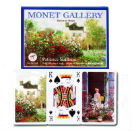 Monet Patience Playing Cards Set