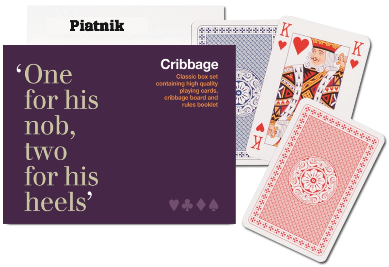 Cribbage coloured classic