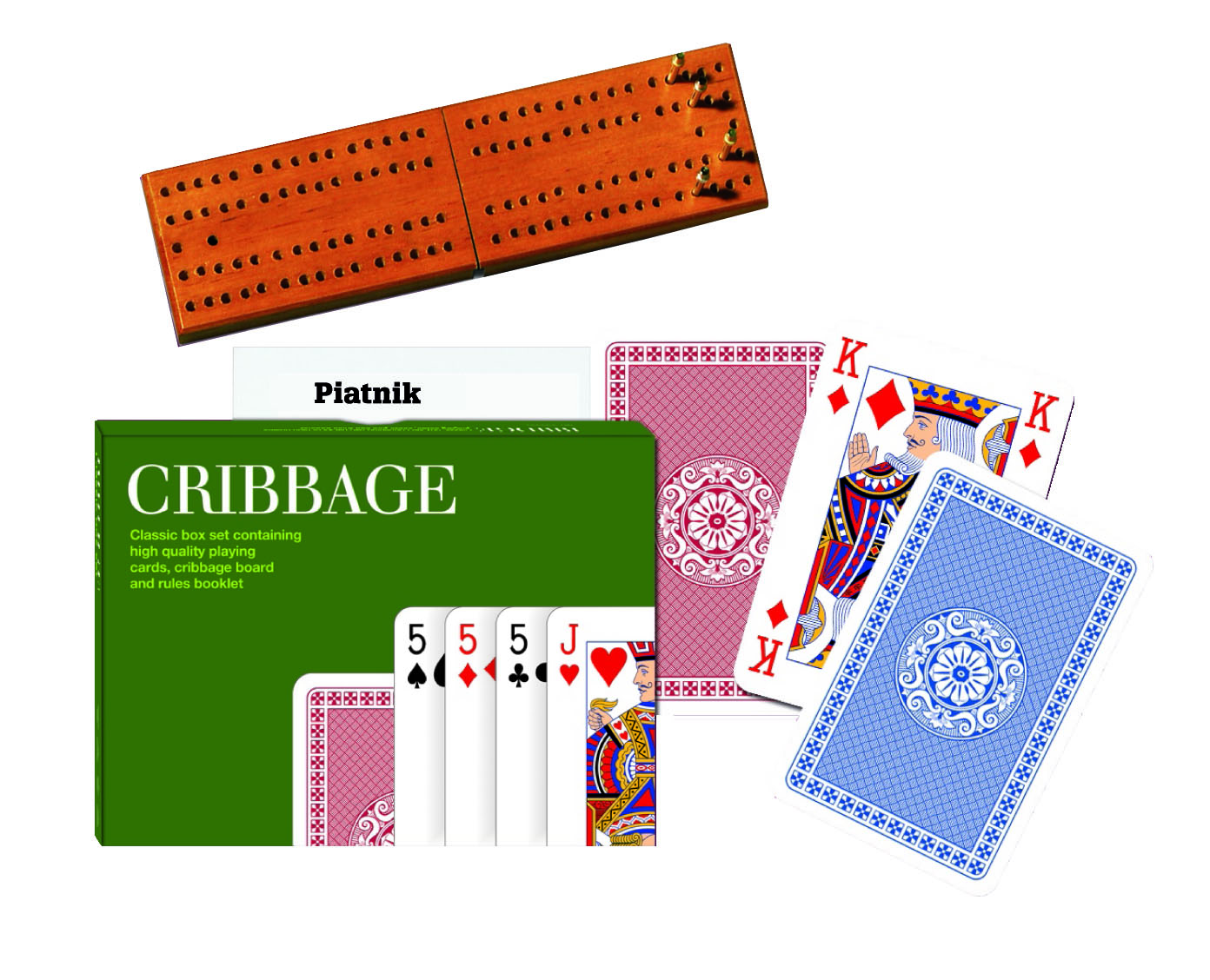 Cribbage new classic