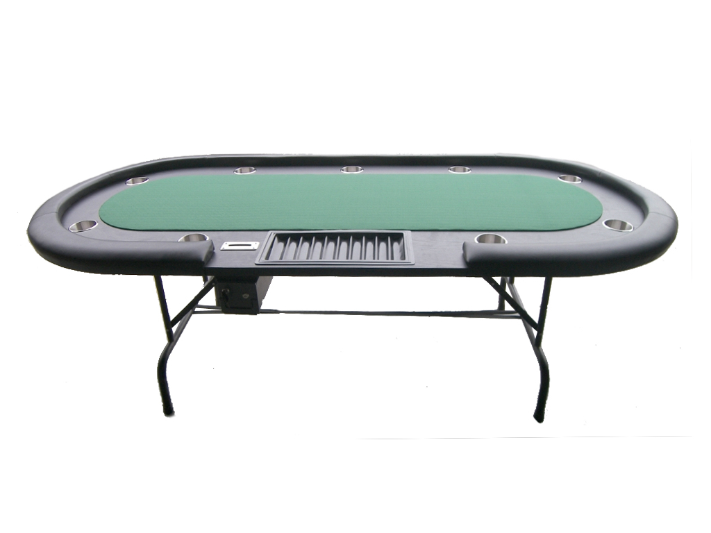 Pro Poker Table for 9 Players