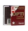 Opti Poker size Playing Cards for B/J & POKER- PIA