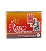 Rose Patience Playing Cards Set  (gold box)