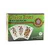 Tudor Rose Patience Playing Cards Set