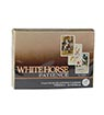 White Horse Patience Playing Cards Set  (gold box)