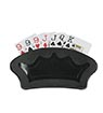 Cardi - Black Playing Cards Holder