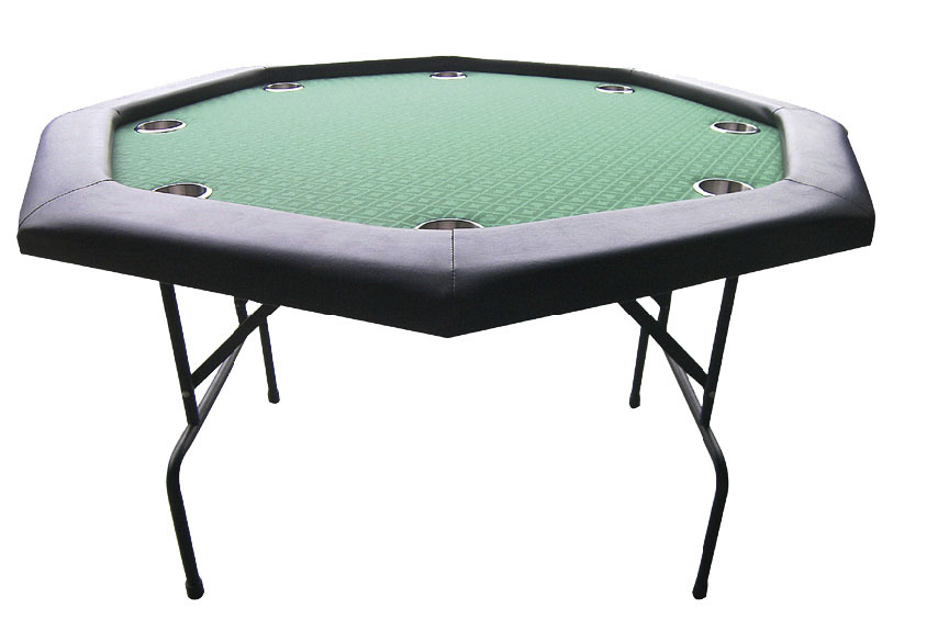 Octagon Foldable Poker Table 120 cm