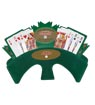 Deluxe Playing Cards Holder Green