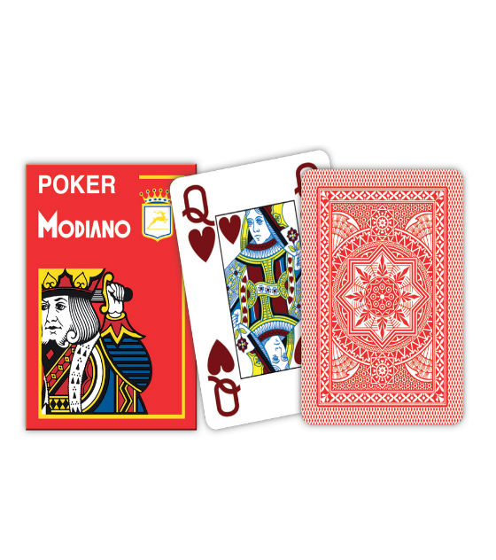 Poker Cristallo Red